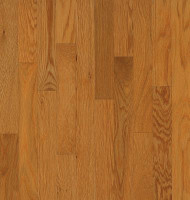 "Bruce Natural Choice Low Gloss Strip White Oak Butter Rum-Toffee 2.25"" Hardwood L5216LG"