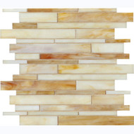 Marazzi Catwalk Glass Mosaic Toffee Tennies