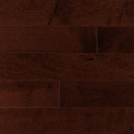 Mercier Red Oak Autumn Leaf Satin Pacific