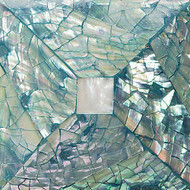 Daltile Ocean Jewels Abalone Mother Of Pearl Crackled With Dot 3