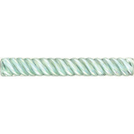 Daltile Cristallo Glass Aquamarine Rope