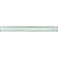 Daltile Cristallo Glass Aquamarine Pencil
