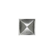 Daltile Massalia Pewter Tile Pinnacle Button