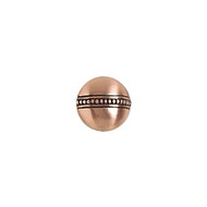 Daltile Massalia Copper Tile Bead Button