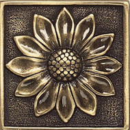 Daltile Massalia Bullion Tile Floral Dot