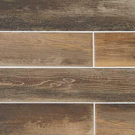 "Marazzi Urban District Mix 4""x 28"" Riverwalk"