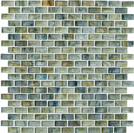 Marazzi Studio M Glass Mosaic Brick Jive
