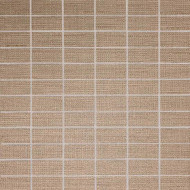 "American Olean Infusion Taupe Mosaic 1"" x 2"""