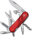 Victorinox Swiss Army Knife Evolution S14 Knife Red Handles 14 Tools 23903SE