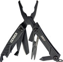 Gerber Dime Micro Tool Black Plier Knife Screw Drivers Ten Components 30-000469 Full View