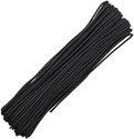 Atwood Rope Parachute Cord Tactical Paracord Black 100 ft. 275 pound test RG1151