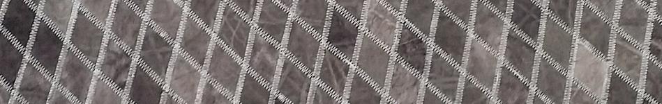 Elephant Diamond Stitched Panels