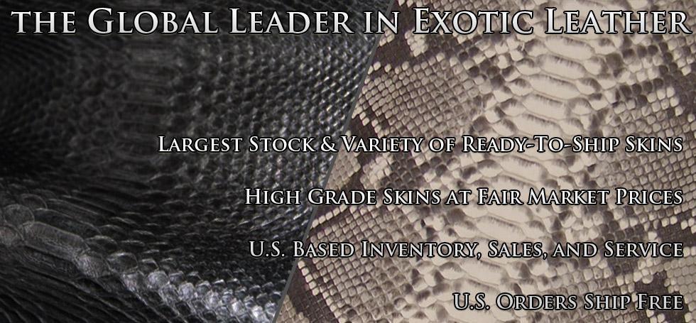 Python hides in Black Matte and Natural Matte