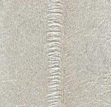 Genuine Eel Skin Panel - Smoke