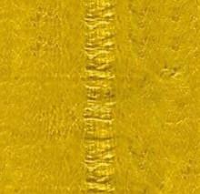 Genuine Eel Skin Panel - Yellow