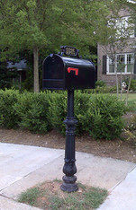 The Jefferson Mailbox and Post System
