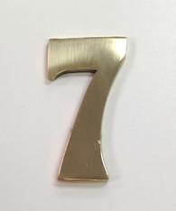 """2"""" AOD Brass Number #7"""