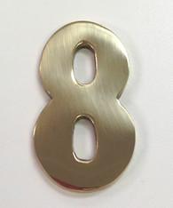 """2"""" AOD Brass Number #8"""