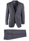 TIGLIO GRAY NOVELLO MODERN FIT LUXE SUIT