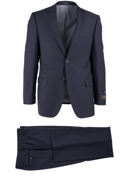 TIGLIO NAVY NOVELLO MODERN FIT LUXE SUIT
