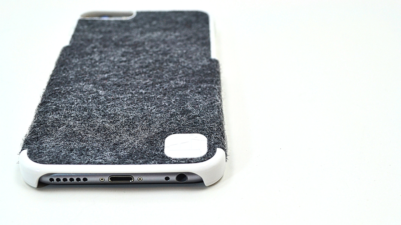 Enjoy a more pleasurable tactile experience than the native iPhone feel