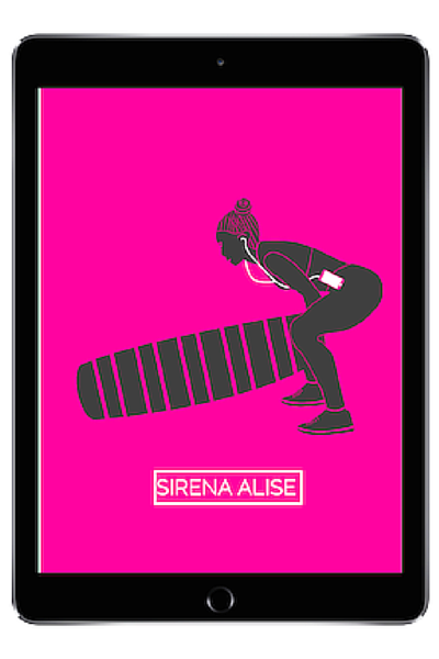 Sirena Alise • Face of SlimClip • Graphic Image Download