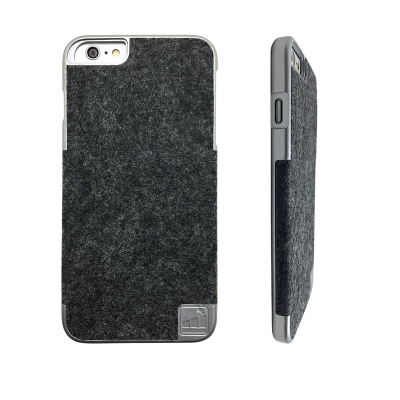 LuxBox Case Classic Silver for iPhone 6 • Modern | Minimal | Lux