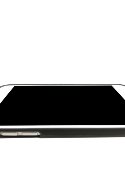 Extended Beveled Rim to protect the screen - the ONLY ultra thin case on the market with a protective rim for the screen