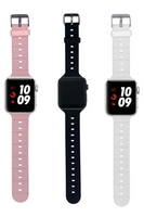 SlimClip Band for Apple Watch - Everyday Fitness & Running Band