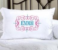 Felicity Name Pillow