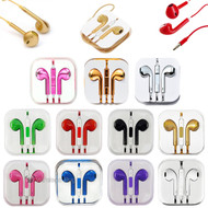 Apple Compatible Earphones 3.5mm With Mic Remote