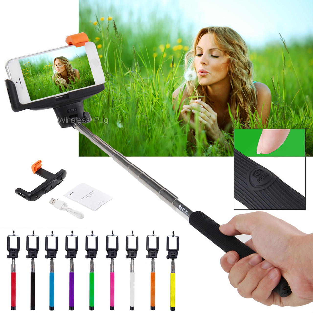 Miami Selfie Stick - Selfie Sticks in Miami