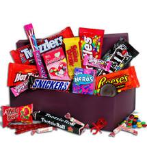 The Dancing Dandelion Candy Basket