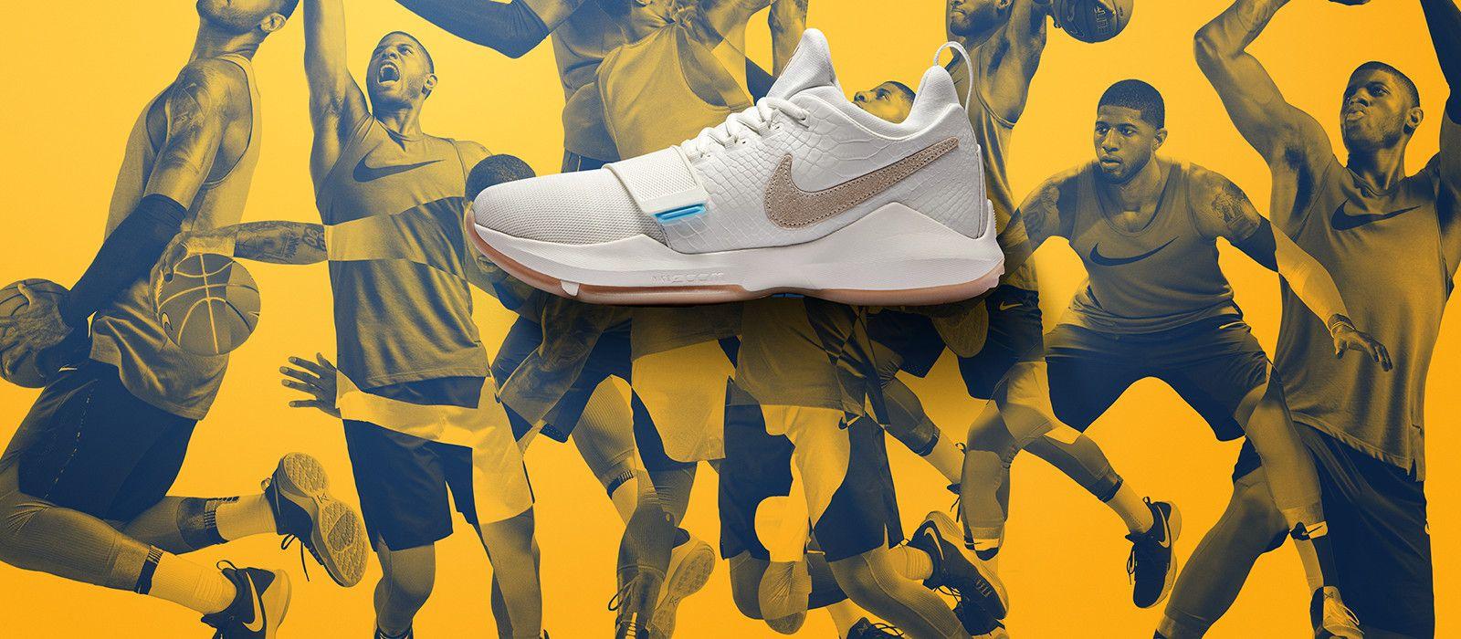 Nike PG 1 'Ivory' Ad