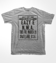 N.W.A. Tribute T-shirt