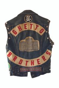 Ghetto Brothers Commemorative Postcard