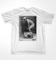 Jamel Shabazz - Radio Man 2 T-Shirt