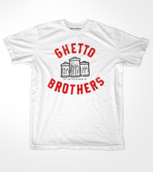 Ghetto Brothers Logo T-Shirt