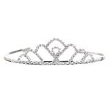 Bridal Wedding Jewelry Crystal Rhinestone Beautiful Vintage Hair Tiara