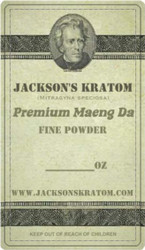 "Jackson's Kratom is proud to offer you the finest powder available on the market today.  Jackson's Ultra Fine Powder has the consistency of fine flour as opposed to our ""Capsule Ready"" powder which is what most other retailers sell.  This Ultra Fine Powder is typically purchased by those who like to dissolve their powder in a liquid.  This powder has more stem and vein removed which makes it slightly more potent by weight when compared to crushed leaf or capsule ready powder.  Although, If you plan to make your own capsules this isn't the powder we would recommend since it's much harder to compact into capsules."