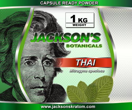 1 Kilo of Jackson's freshly milled Thai Capsule Ready powder.    SAVE 5% when you buy 2 Kilo's SAVE 10% when you buy 3-4 Kilo's