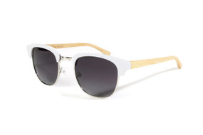 The Islington bamboo sunglasses