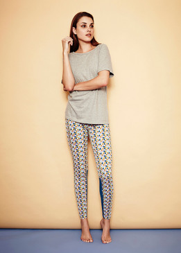 Koh-i-noor Leggings | Organic Cotton