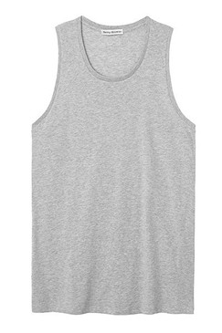 Loose Fit Tank Marle Grey