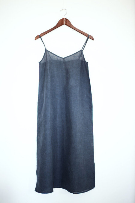 Slip Dress Slate Grey
