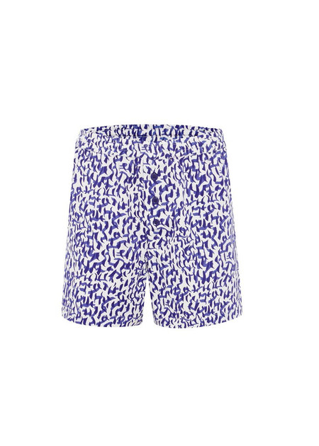 Midnight Drift, Boxer Shorts Front