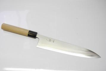 Itinomonn StainLess Kasumi 240mm Wa Gyuto