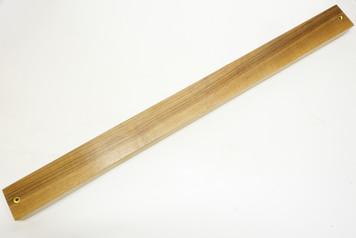 Magnetic Knife Bar Chestnut Big