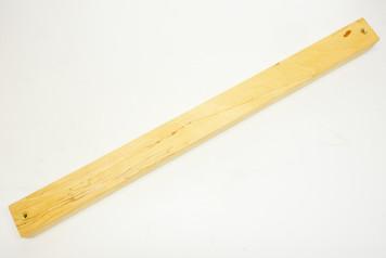Magnetic Knife Bar Spalted Danish Ash