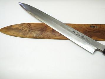 Shigefusa Kitaeji Yanagiba 270mm Left handed With Saya